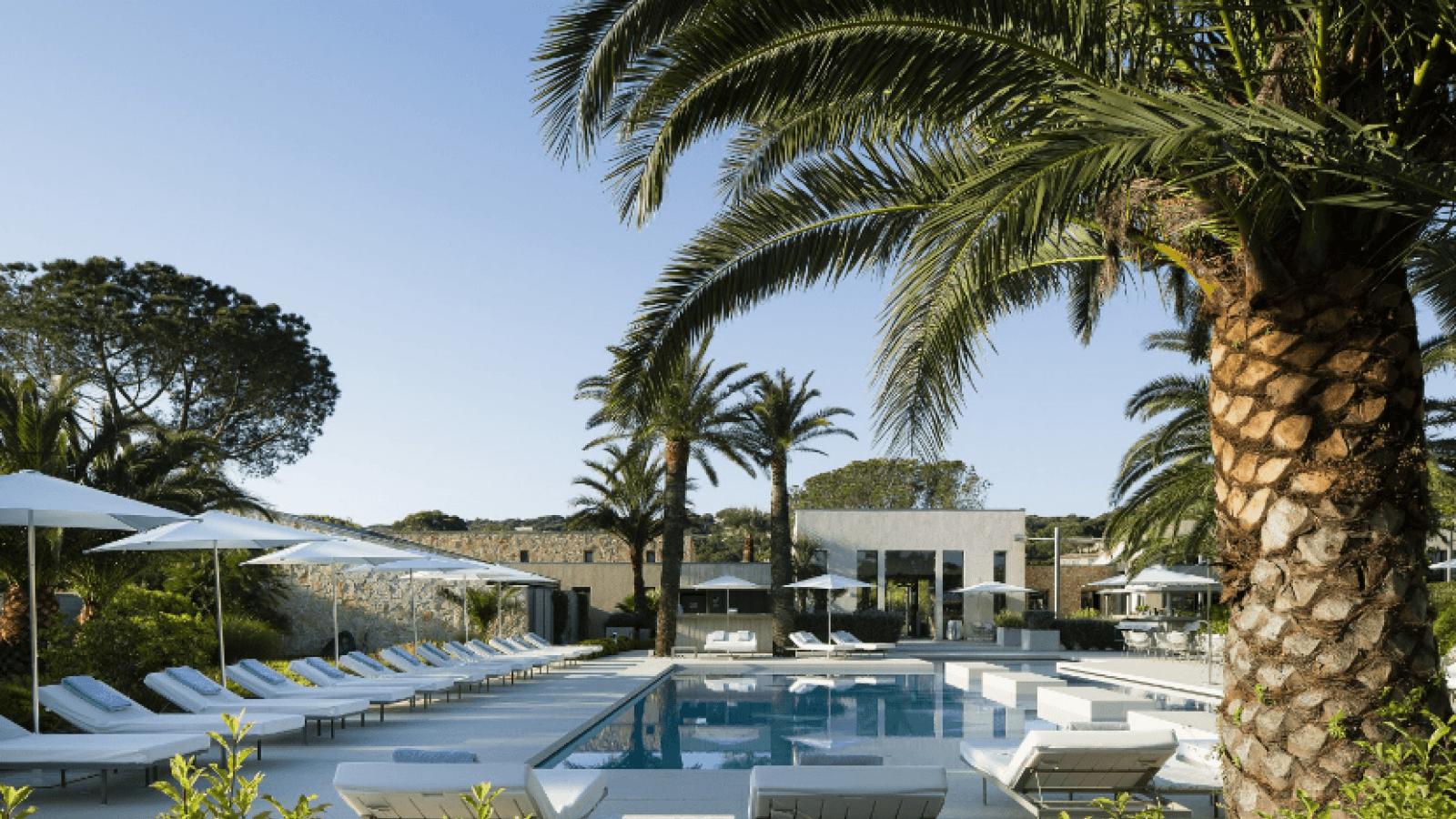 Meet Christophe Ponceau - Part 2 : The uniquely verdant atmosphere at the Sezz Saint-Tropez