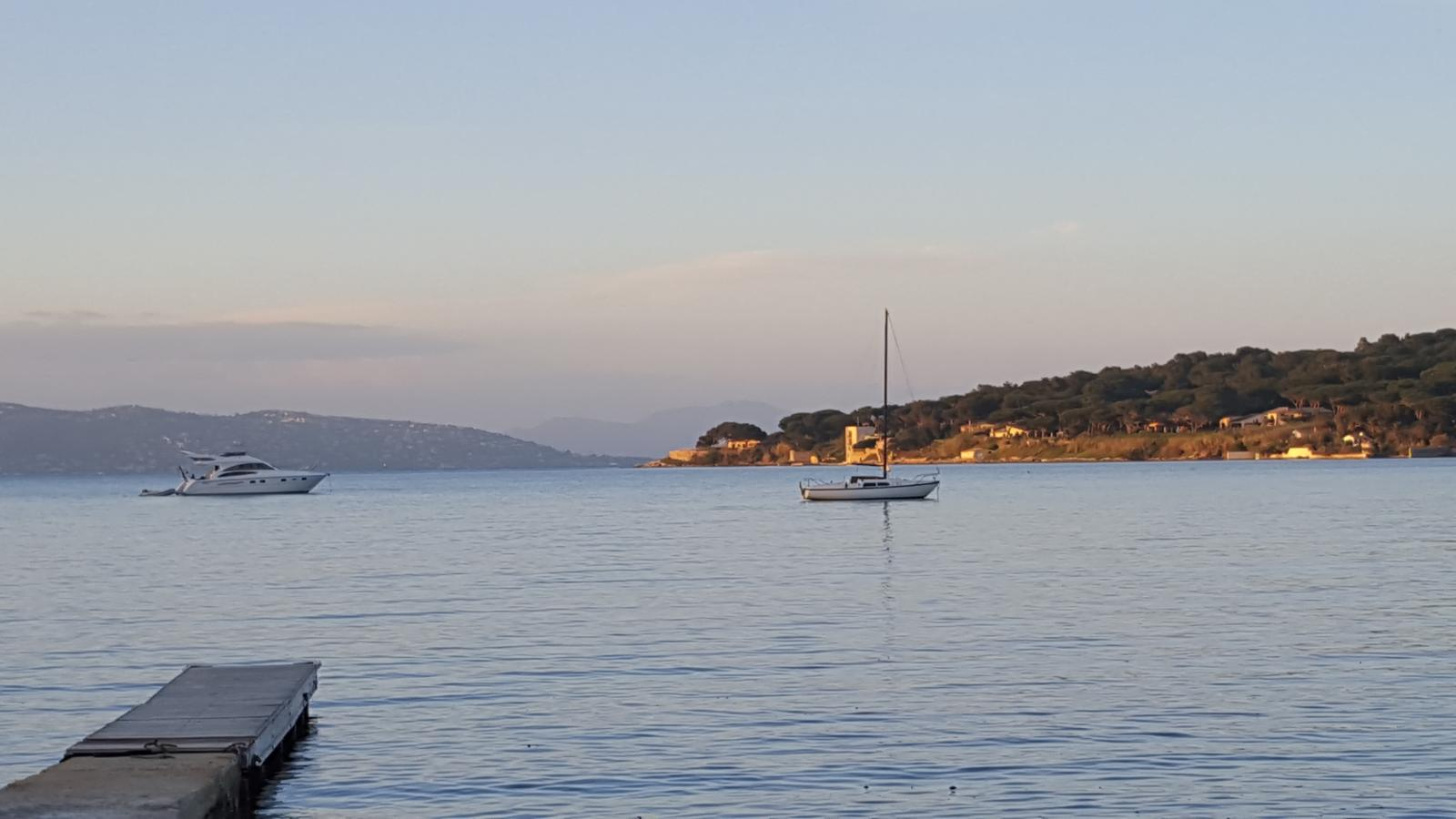 Canebiers Beach – a little piece of Paradise in St. Tropez
