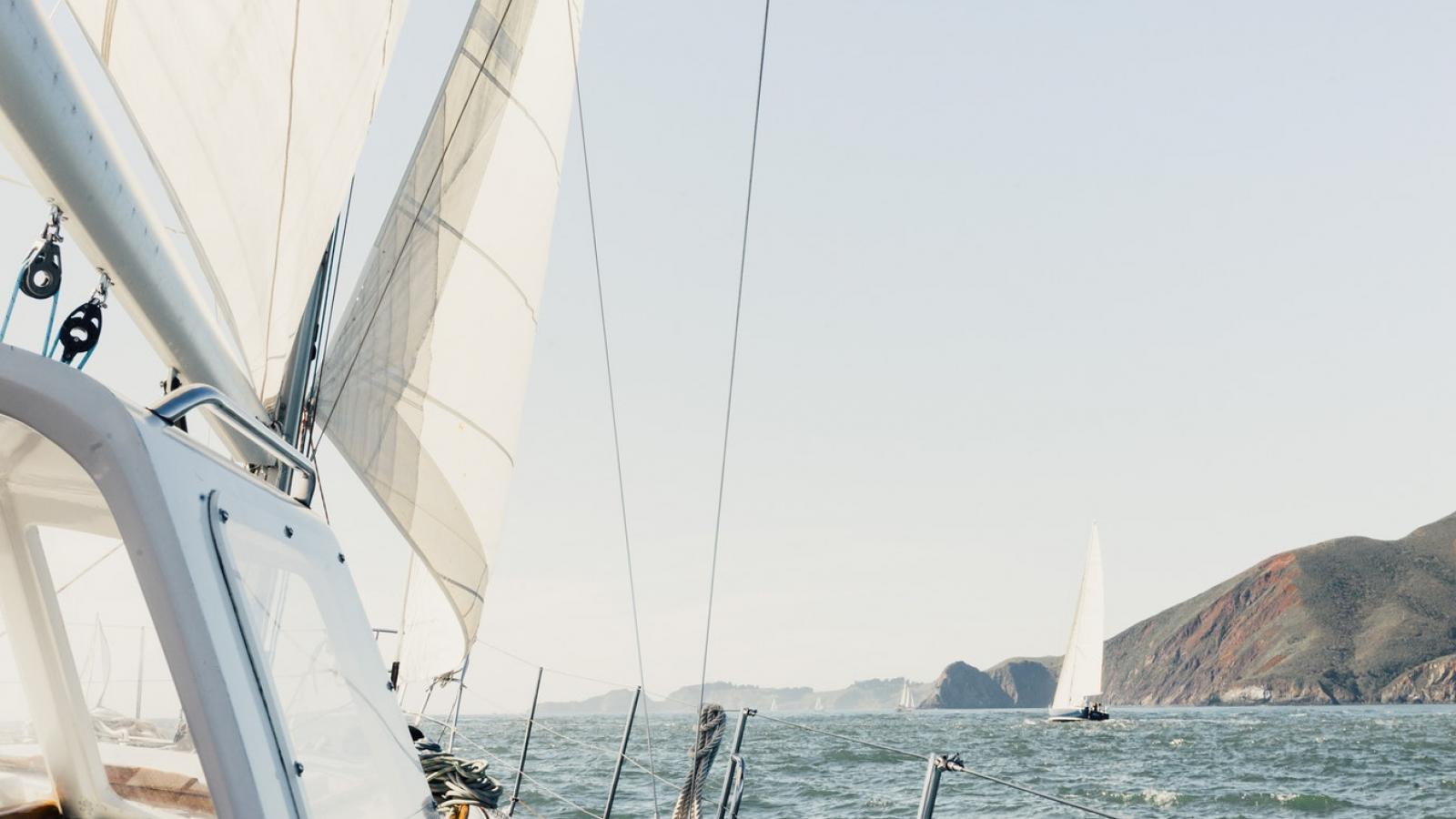 20th anniversary of the Voiles de Saint-Tropez regatta!