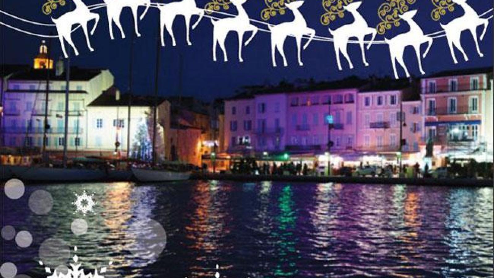 Christmas in Saint-Tropez : the Hotel Sezz Saint-Tropez unveils its programme