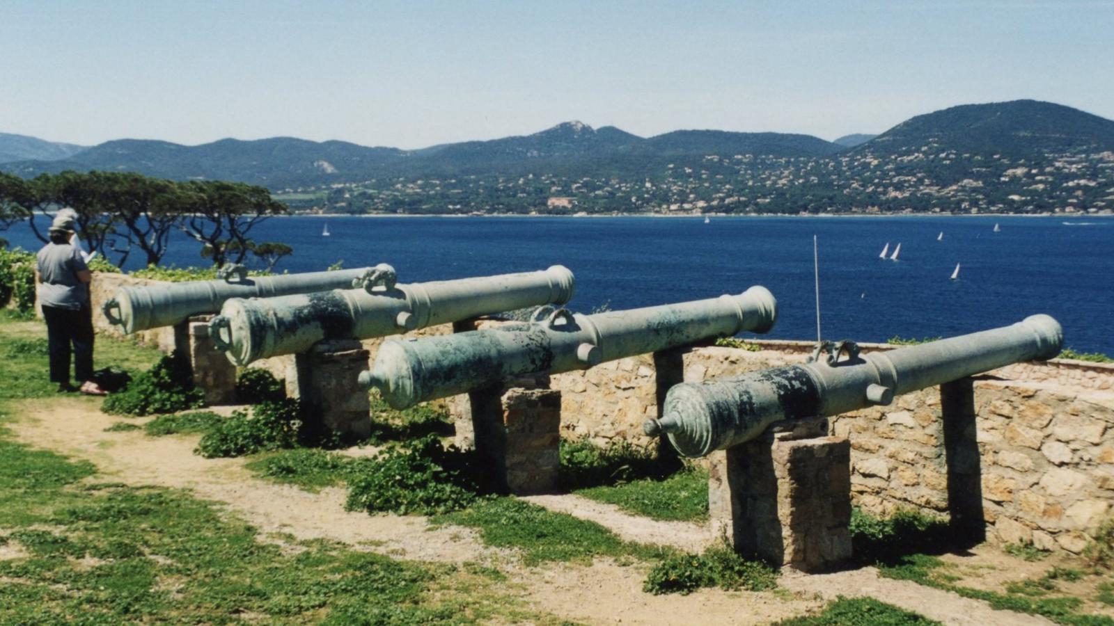 Saint-Tropez: a long maritime history