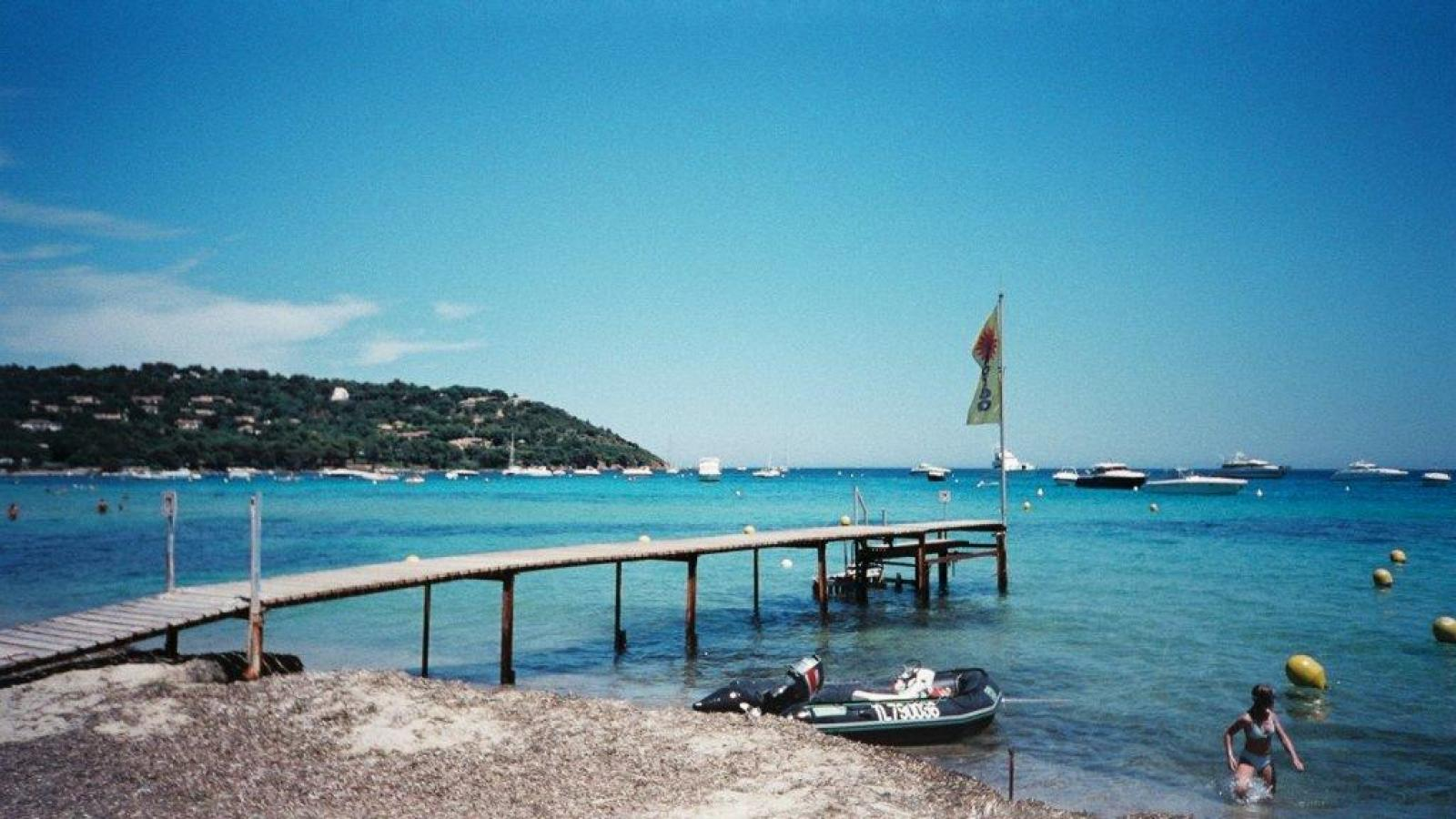 Discover the mythical beaches of Saint-Tropez