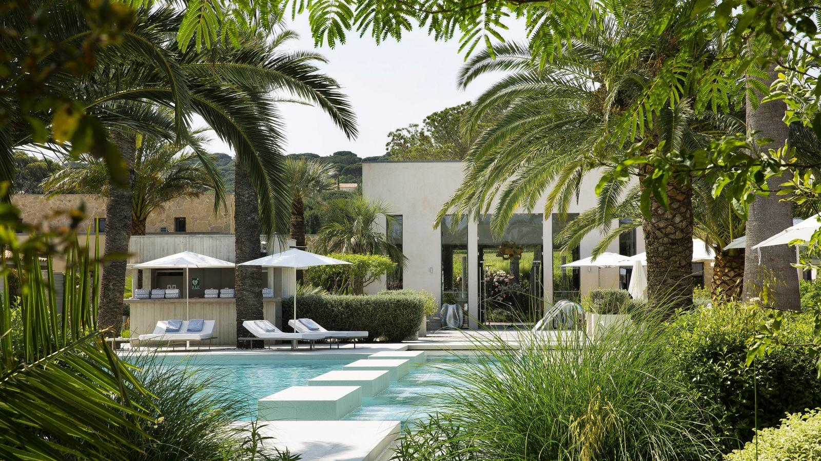 Sezz Saint-Tropez - 4th best luxury hotel in France
