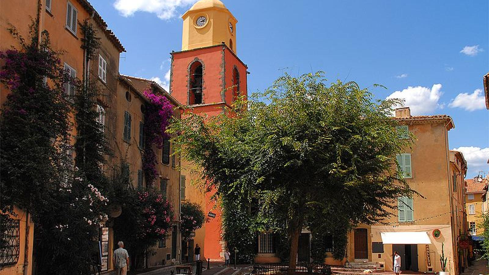Discover the architecture of Saint-Tropez
