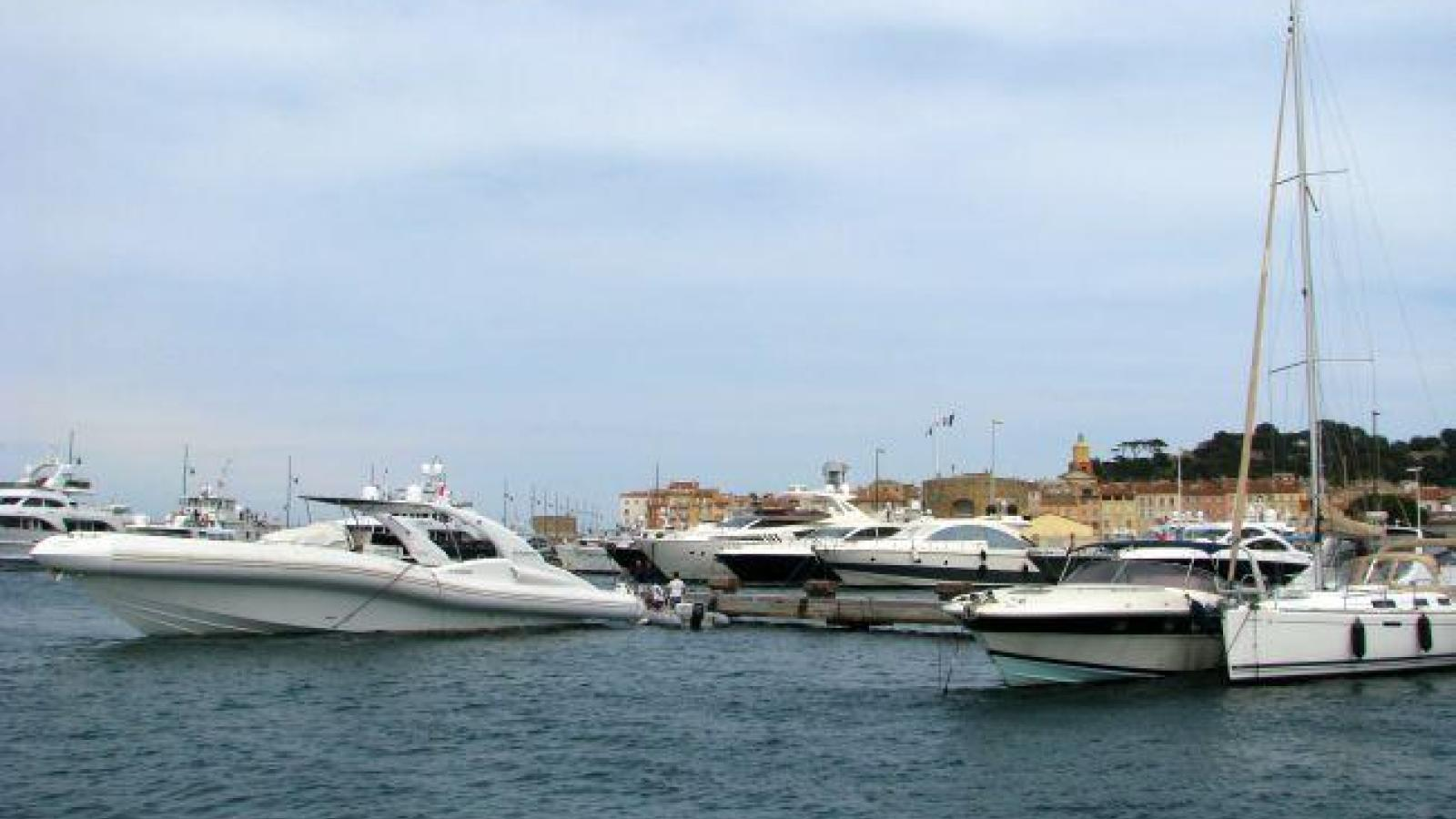 Saint Tropez luxury yachting an outstanding experience