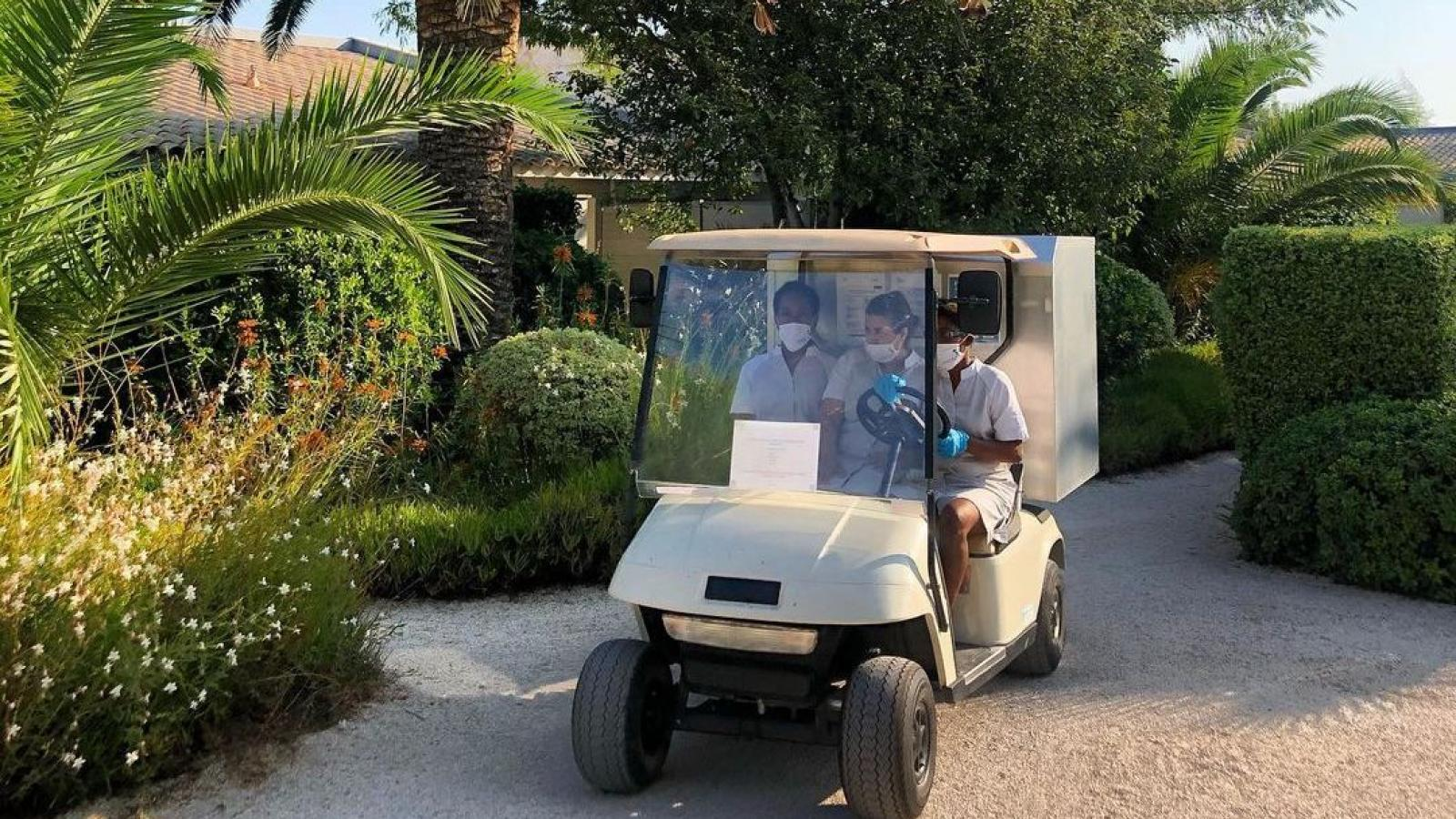 Your Hotel Sezz Saint-Tropez stands up to the health crisis