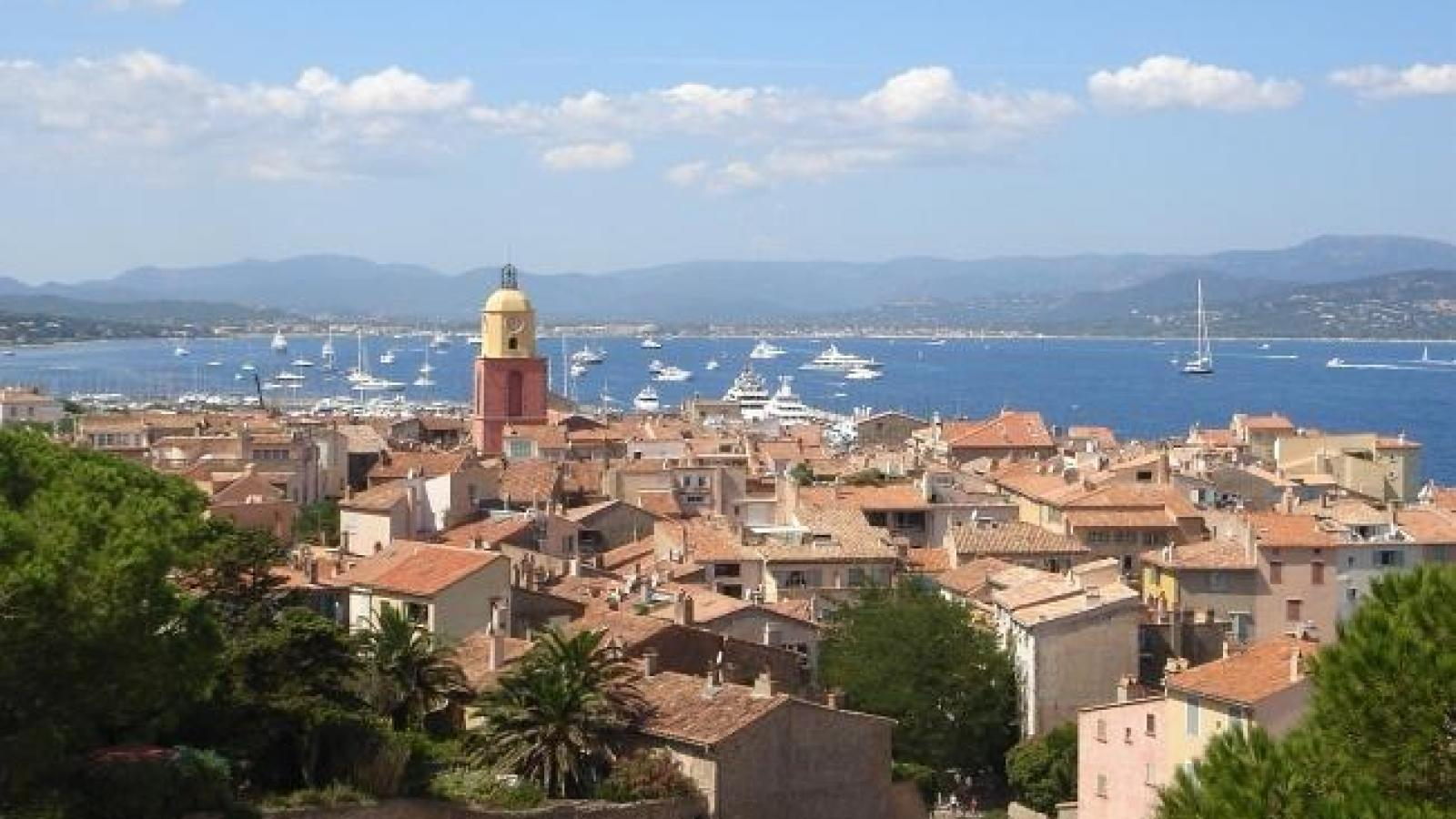 Saint Tropez : spring awaits at the Hotel Sezz