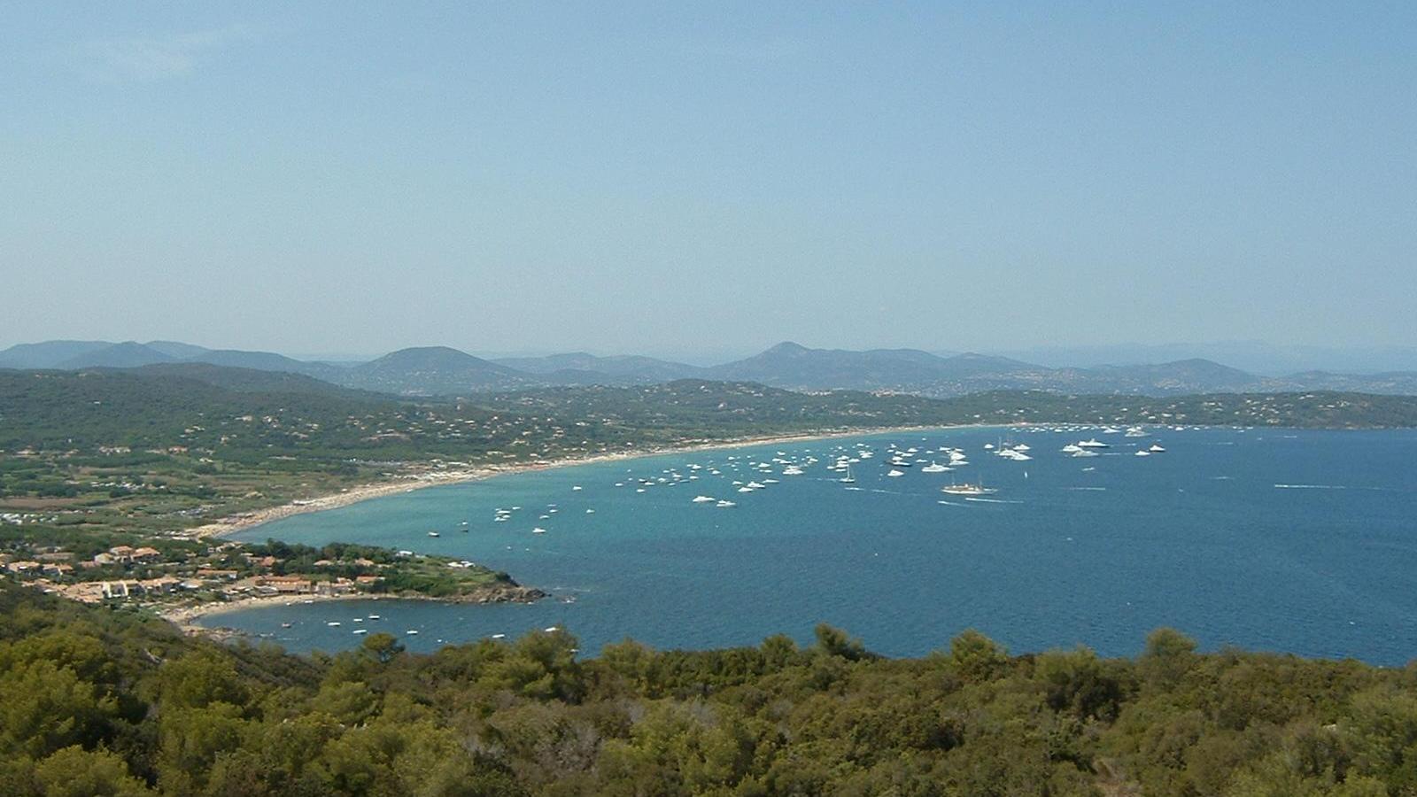 Nature flourishes at Saint-Tropez