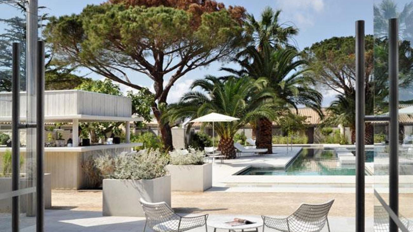 Hotel Sezz Saint Tropez re-opening: plenitude and delight