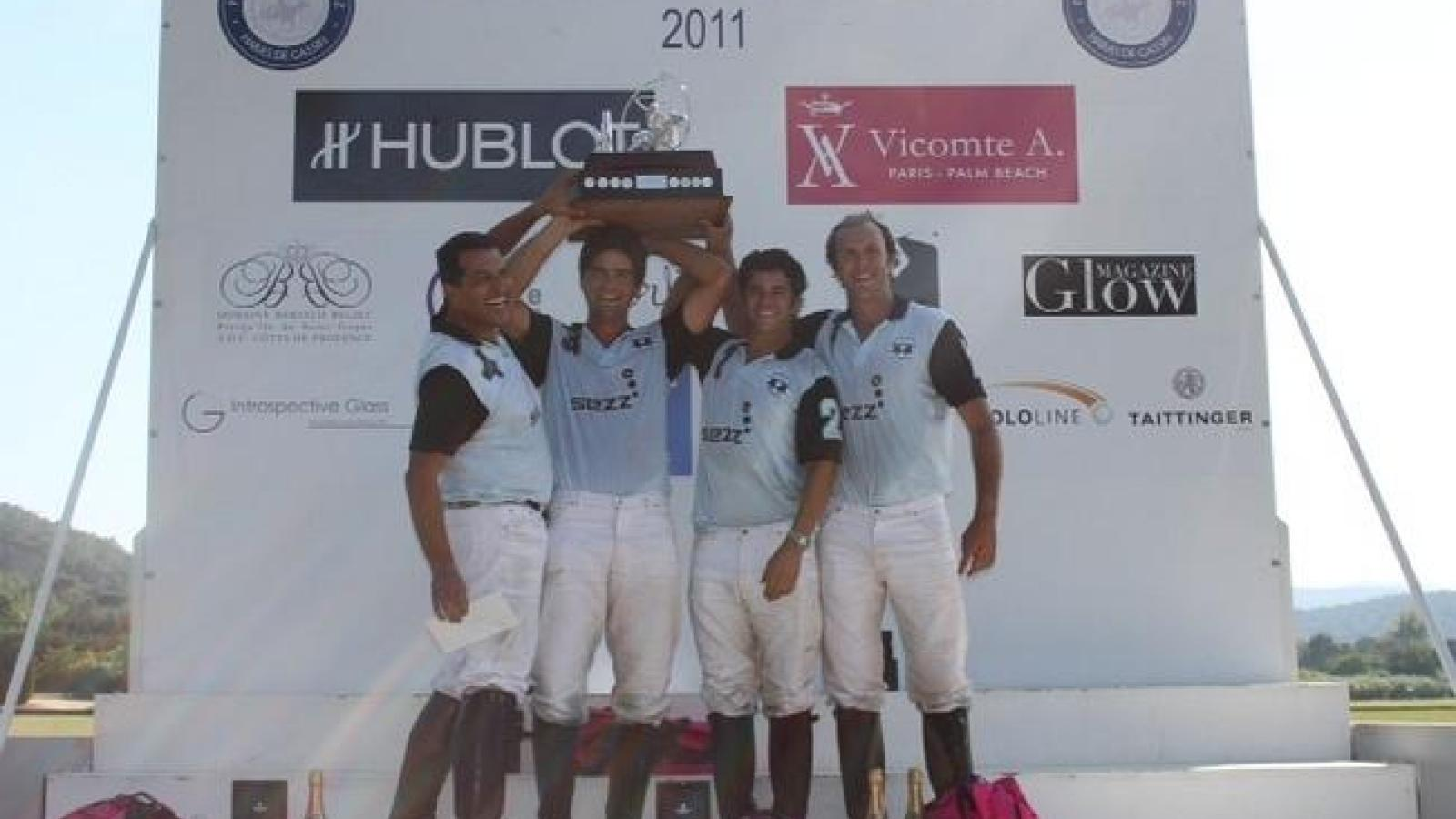 Horse Polo in France enjoyed from the Boutique Hotels Sezz