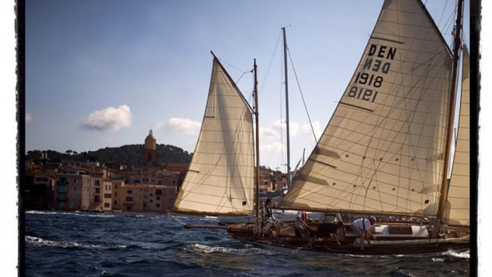 Indian summer in Saint Tropez at Hotel Sezz