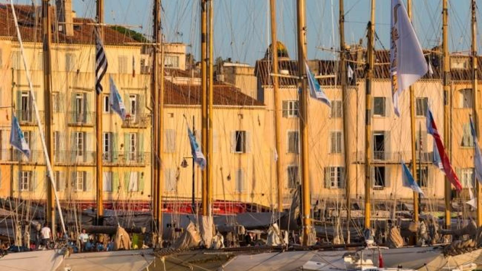Saint Tropez Regatta : an event of the spring