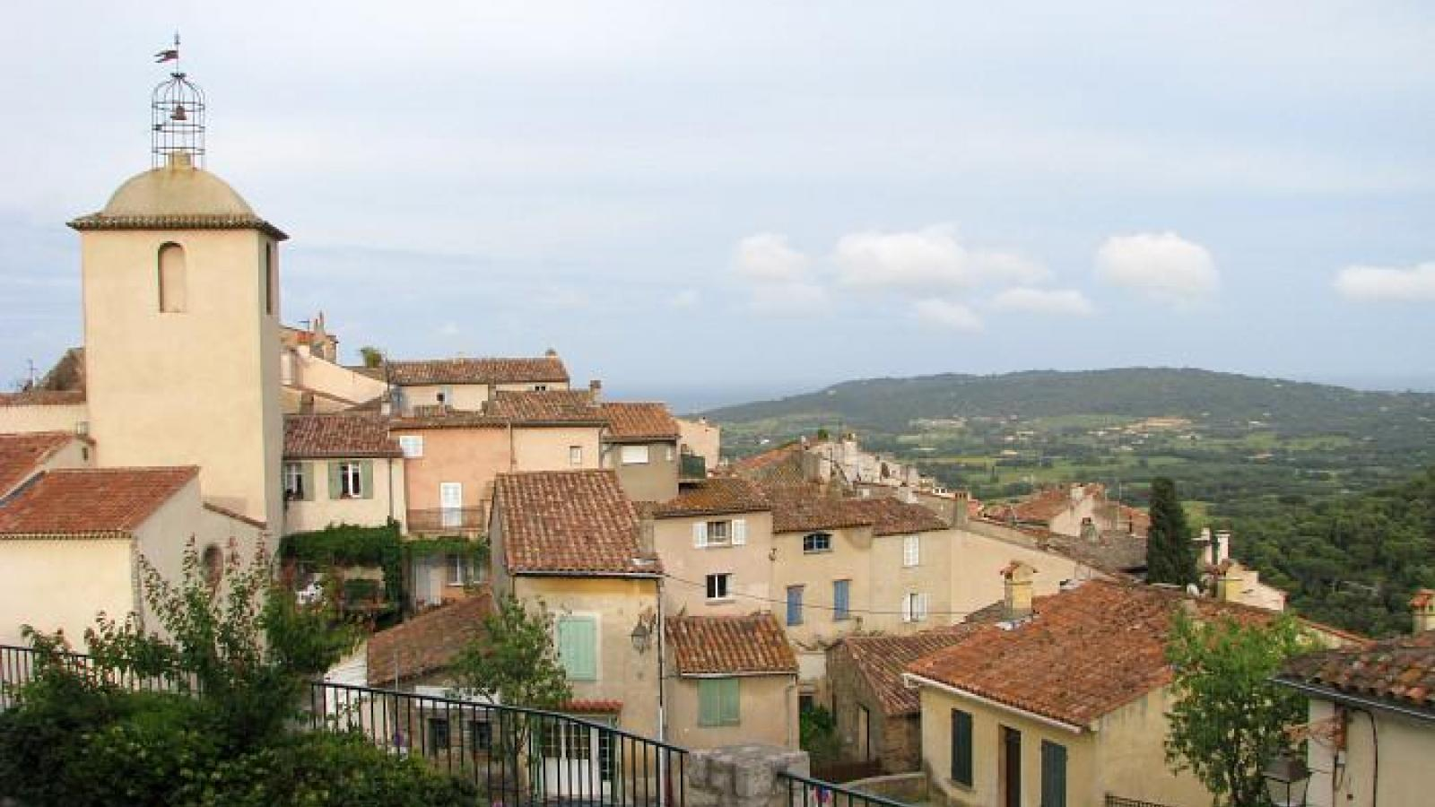 The scenic wonders of the Gulf of Saint-Tropez