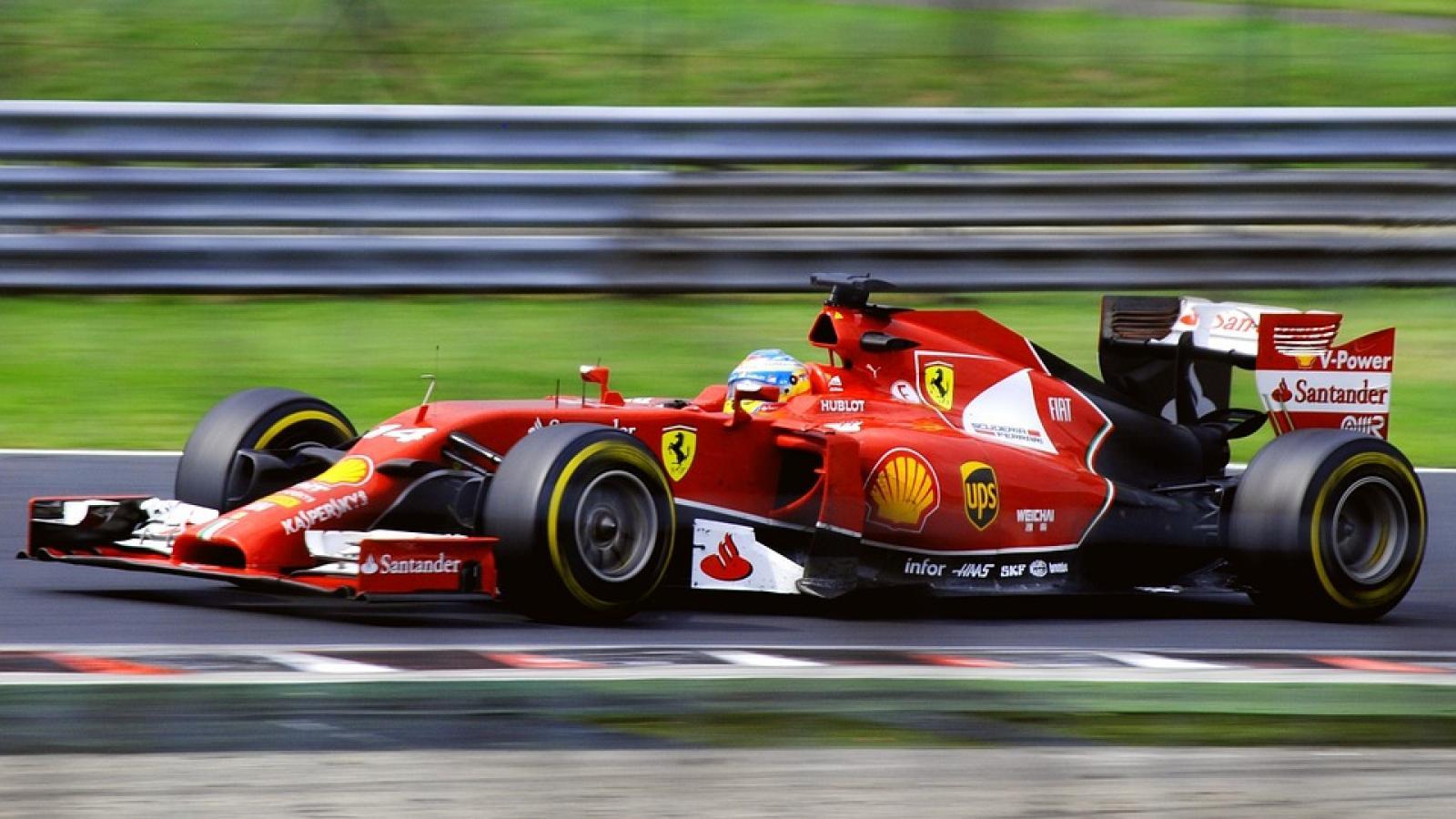 The return of Formula 1 at the Grand Prix du Castellet