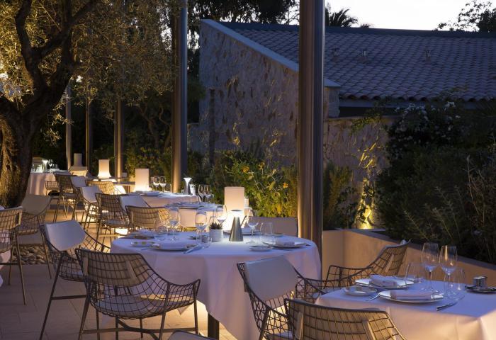Terrace restaurant Colette 2  ©Christophe Bielsa