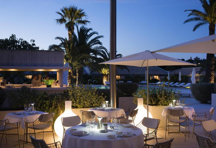 Terrace restaurant Colette 3  ©Christophe Bielsa