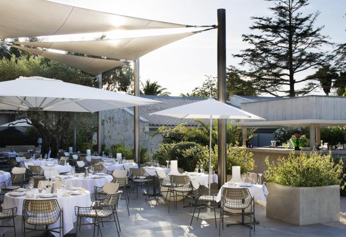 Terrace restaurant Colette  ©Christophe Bielsa